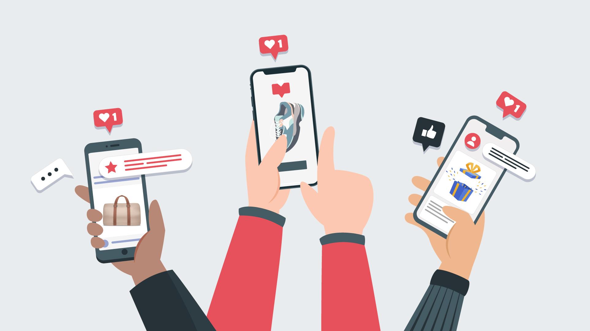 Distribute Across Social Media