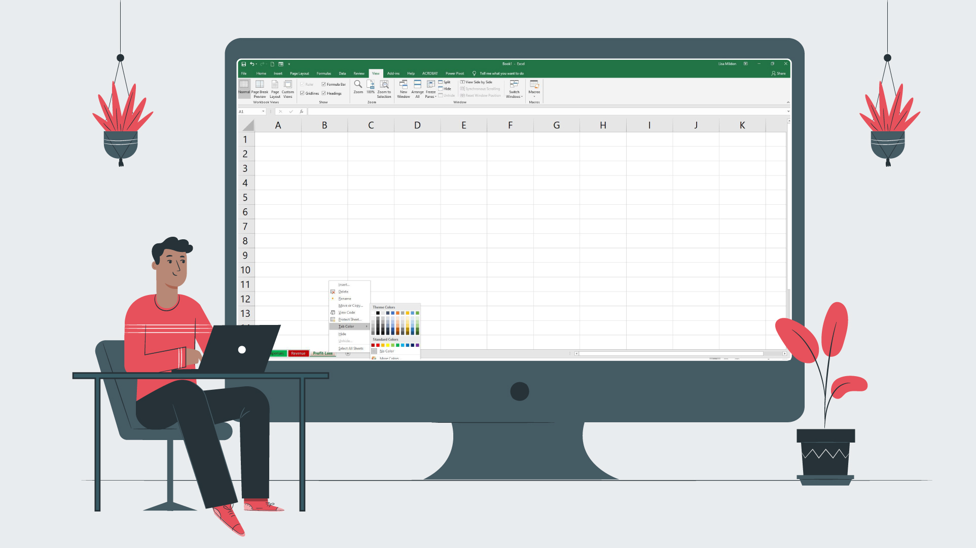 Manage Your Backlinks In an Excel Sheet